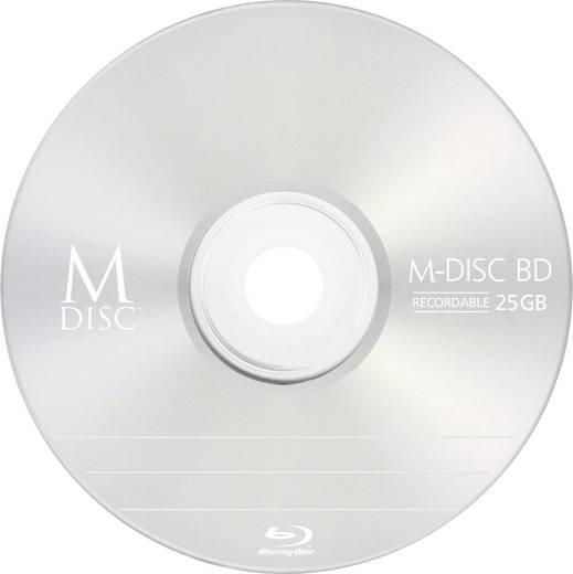 M-DISC Blu-ray Rohling 25 GB Millenniata MDBD003 3 St. Slimcase