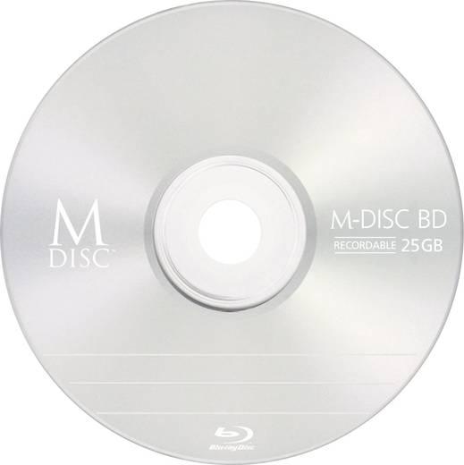 M-DISC Blu-ray Rohling 25 GB Millenniata MDBD015 15 St. Spindel