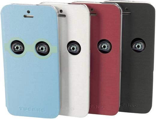 iPhone Case Tucano Passend für: Apple iPhone 5, Apple iPhone 5S, Rot
