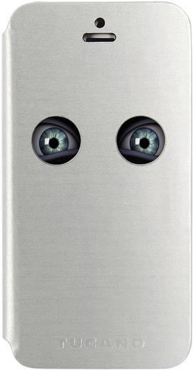 Tucano iPhone Tasche Passend für: Apple iPhone 5, Apple iPhone 5S, Silber