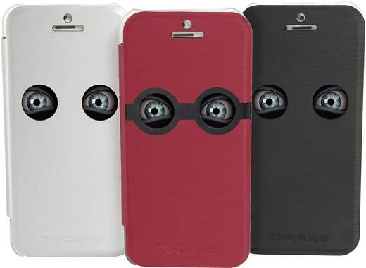 iPhone Tasche Tucano Passend für: Apple iPhone 5C, Schwarz