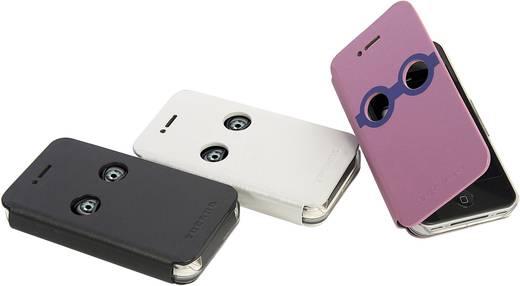 iPhone Tasche Tucano Passend für: Apple iPhone 4S, Fuchsia