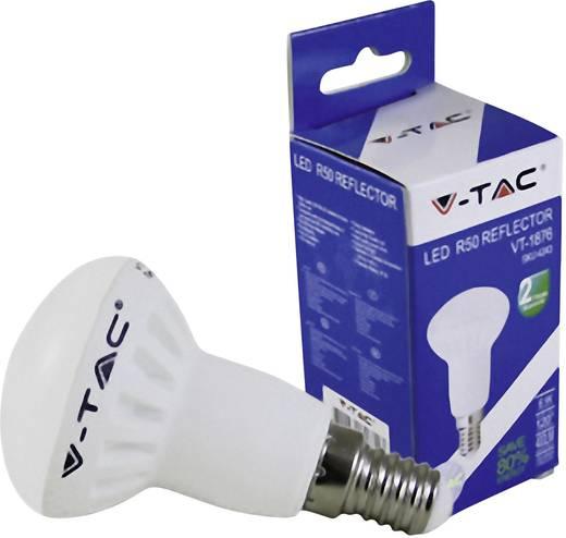 LED E14 Reflektor 6 W = 40 W Warmweiß (Ø x L) 50 mm x 86 mm EEK: A+ V-TAC 1 St.