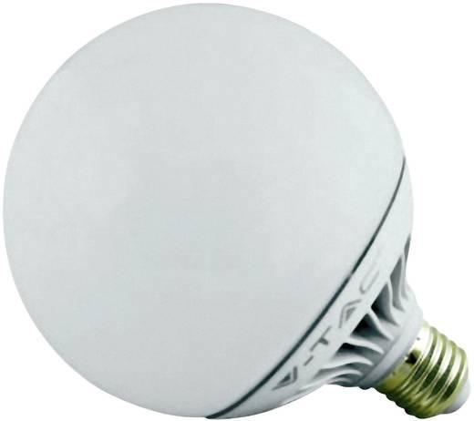 LED (einfarbig) E27 Glühlampenform 13 W = 75 W Warmweiß (Ø x H) 120 mm x 158.2 mm EEK: A V-TAC dimmbar 1 St.
