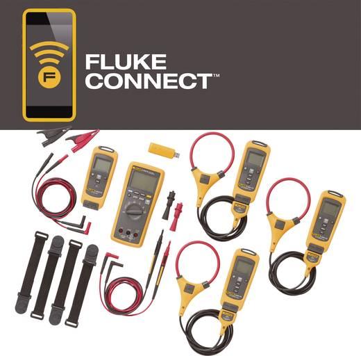 Stromzange, Hand-Multimeter digital Fluke FLK-3000 FC IND Kalibriert nach: Werksstandard (ohne Zertifikat) Grafik-Displa