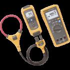 Fluke FLK-A3001 FC KIT Stromzange, Hand-Multimeter digital Grafik-Display, Datenlogger CAT III 1000 V, CAT IV 600 V Anz