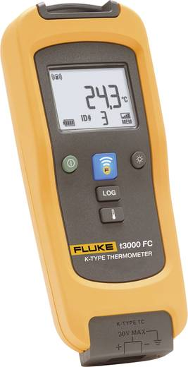 Fluke LK-t3000 FC Temperatur-Messgerät -200 bis +1372 °C Datenlogger-Funktion Kalibriert nach: Werksstandard (ohne Zert