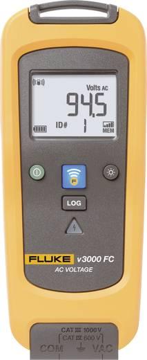 Fluke FLK-V3000 FC Hand-Multimeter digital Kalibriert nach: ISO Datenlogger CAT III 1000 V, CAT IV 600 V Anzeige (Counts