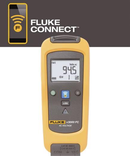 Hand-Multimeter digital Fluke FLK-V3000 FC Kalibriert nach: Werksstandard (ohne Zertifikat) Datenlogger CAT III 1000 V,
