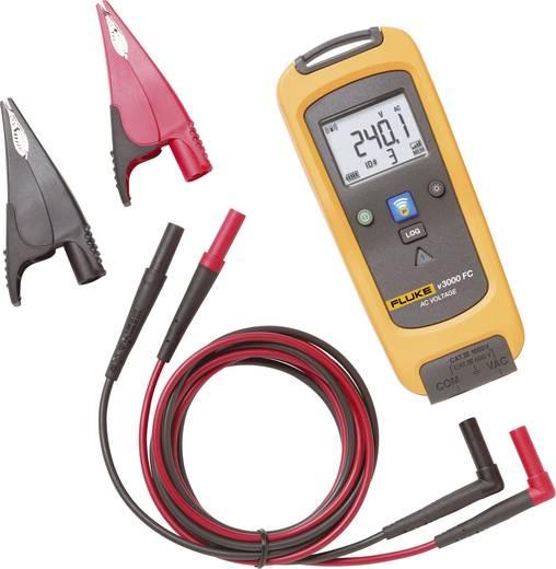 Hand-Multimeter digital Fluke FLK-V3000 FC Kalibriert nach: ISO Datenlogger CAT III 1000 V, CAT IV 600 V Anzeige (Counts