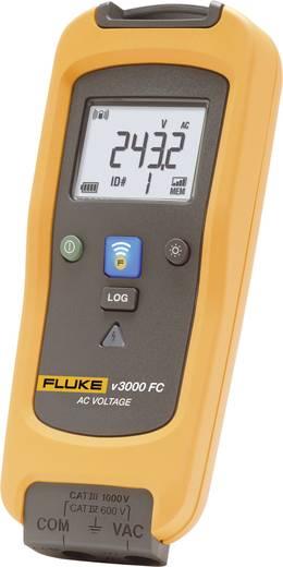 Fluke FLK-V3000 FC Hand-Multimeter digital Kalibriert nach: Werksstandard (ohne Zertifikat) Datenlogger CAT III 1000 V,