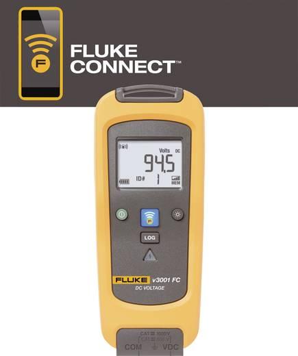 Hand-Multimeter digital Fluke FLK-V3001 FC Kalibriert nach: Werksstandard (ohne Zertifikat) CAT III 1000 V, CAT IV 600