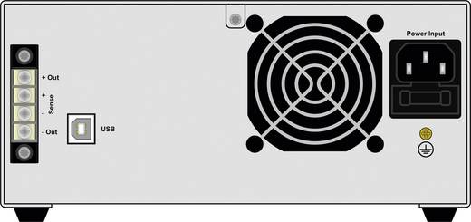 Labornetzgerät, einstellbar EA Elektro-Automatik EA-PS 5200-04 A 0 - 200 V 0 - 4 A 320 W USB Anzahl Ausgänge 1 x