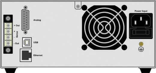 EA Elektro-Automatik EA-PSI 5200-10 A Labornetzgerät, einstellbar 0 - 200 V/DC 0 - 10 A 640 W USB, Ethernet, Analog Anz