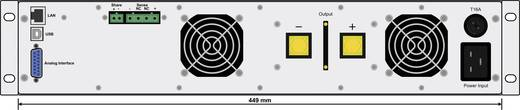 Labornetzgerät, einstellbar EA Elektro-Automatik EA-PS 9750-06 2U 0 - 750 V/DC 0 - 6 A 1500 W USB, Ethernet, Analog Anz