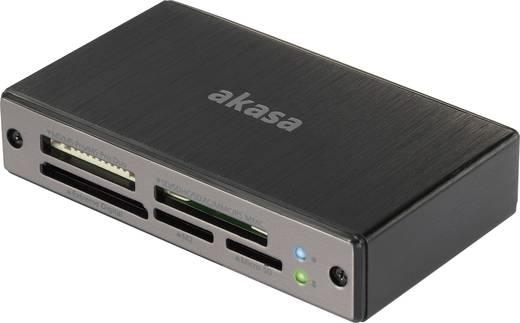 Externer Speicherkartenleser USB 3.0 Akasa AK-CR-06BK Schwarz