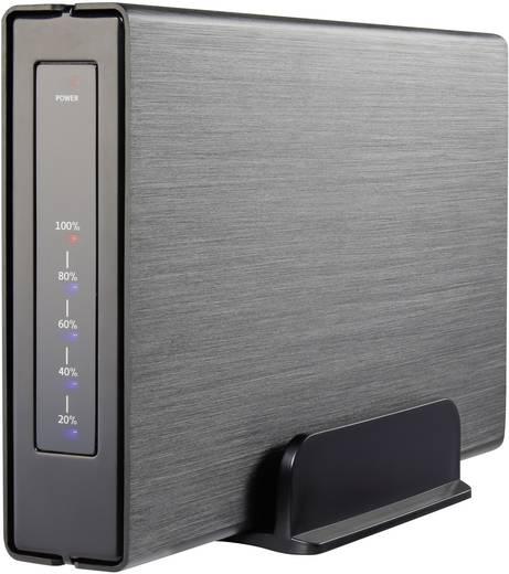 Renkforce HD325U3J SATA-Festplatten-Gehäuse 2.5 Zoll, 3.5 Zoll USB 3.0