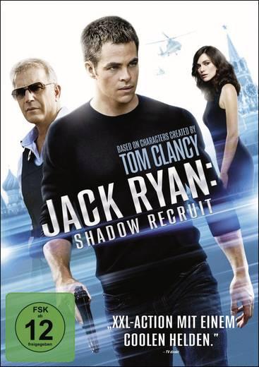DVD Jack Ryan: Shadow Recruit FSK: 12