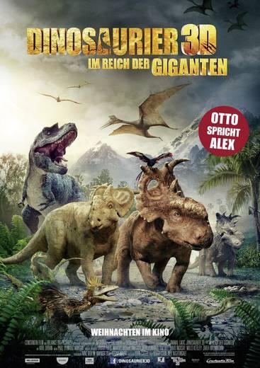 blu-ray 3D Dinosaurier - Im Reich der Giganten FSK: 6