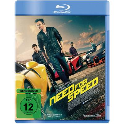 DVD Need for Speed FSK: 12 Preisvergleich