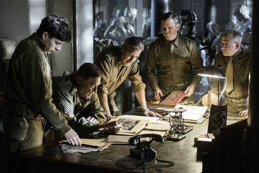 DVD Monuments Men - Ungewöhnliche Helden FSK: 12