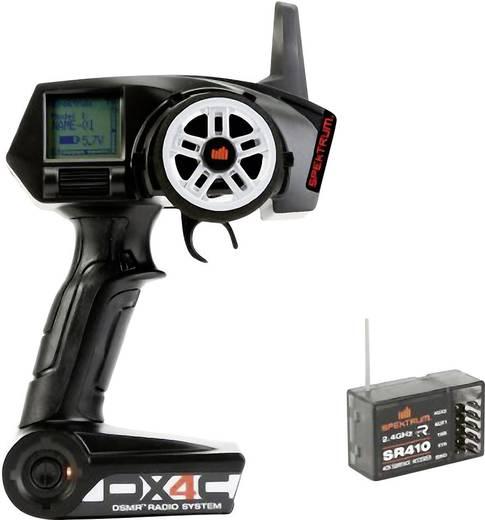Spektrum DX4C SR410 Pistolengriff-Fernsteuerung 2,4 GHz Anzahl Kanäle: 4 inkl. Empfänger