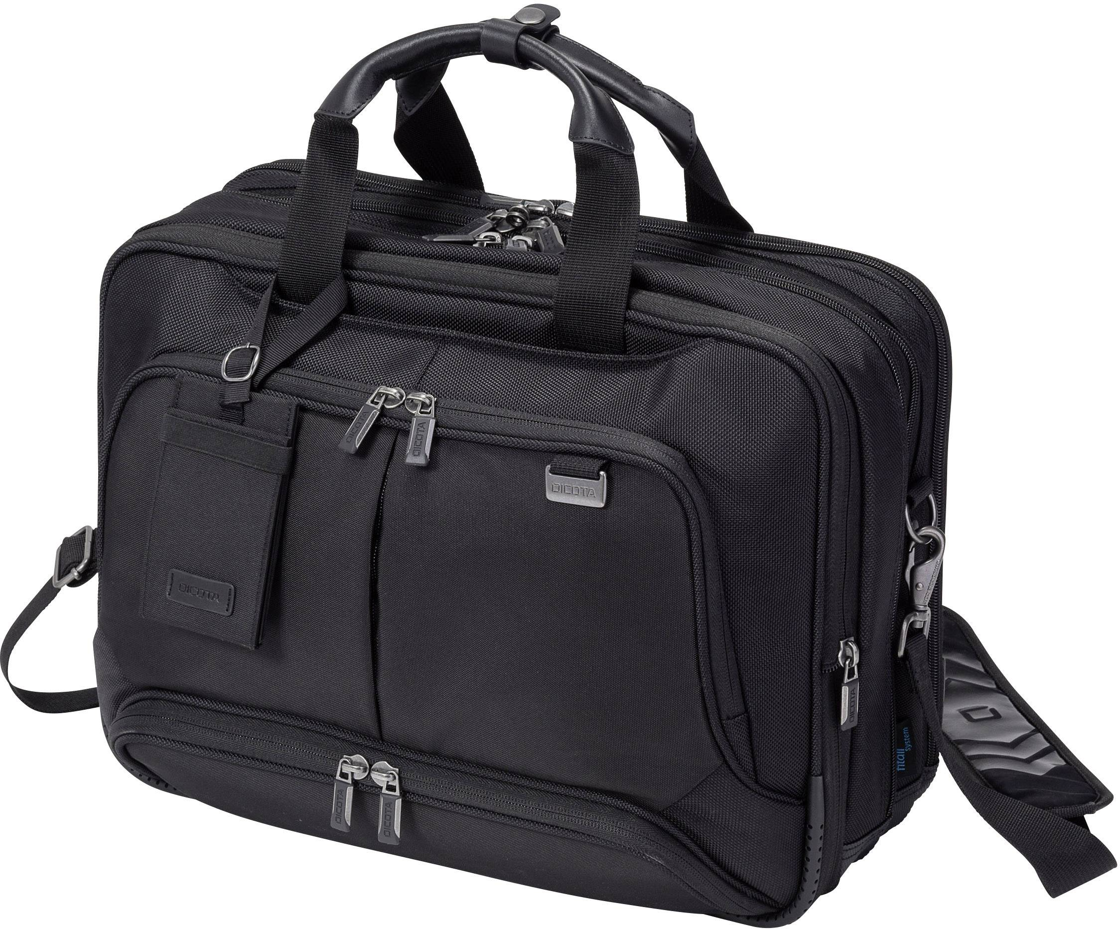 b3d038f997792 Dicota Notebook Tasche Top Travaller Twin Pro Passend für maximal ...