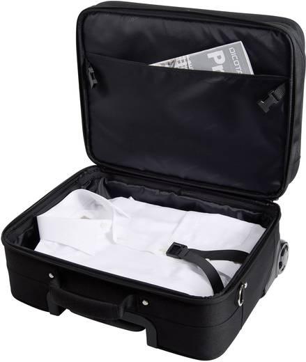 """Dicota Notebook Koffer Multi Roller ECO Passend für maximal: 39,1 cm (15,4"""") Schwarz"""
