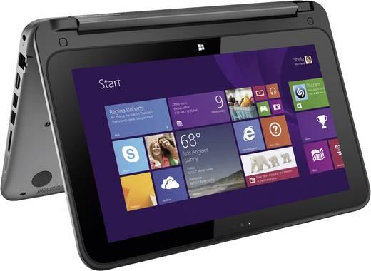 HP 11-N071EG x360 29.5 cm (11.6 Zoll) Netbook Intel® Celeron® 4 GB 500 GB Intel HD Graphics Windows® 8.1 64-Bit Silber