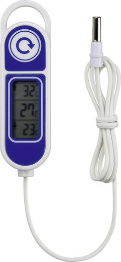 Thermometer Renkforce Lila
