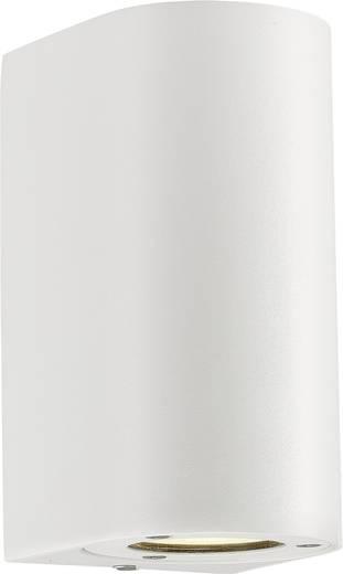 Außenwandleuchte Halogen GU10 70 W Nordlux Canto Maxi 77561001 Weiß