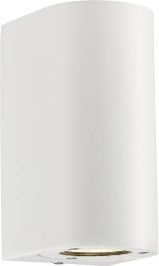 Nordlux Canto Maxi 77561001 Außenwandleuchte Halogen GU10 70 W Weiß