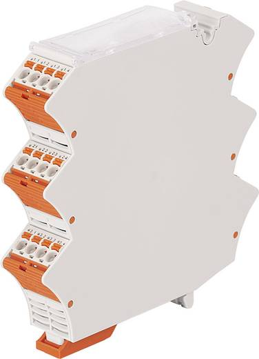 Leergehäuse mit vormontierten picoMAX®-Federleisten WAGO 2857-123 1 St.