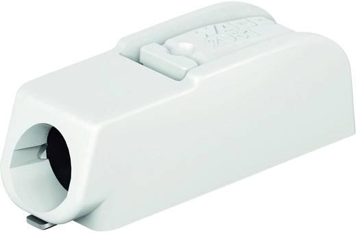 SMD-Leiterplattenklemme 1.50 mm² Polzahl 1 WAGO Weiß 1 St.