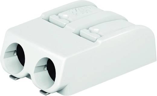 SMD-Leiterplattenklemme 1.50 mm² Polzahl 2 WAGO Weiß 1 St.