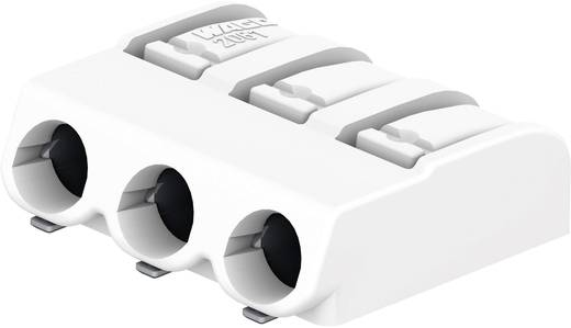 WAGO SMD-Leiterplattenklemme 1.50 mm² Polzahl 3 Schwarz 1 St.
