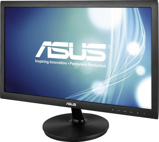Asus VS228DE LED-Monitor 54.6 cm (21.5 Zoll) EEK A+ 1920 x 1080 Pixel 5 ms VGA TN LED
