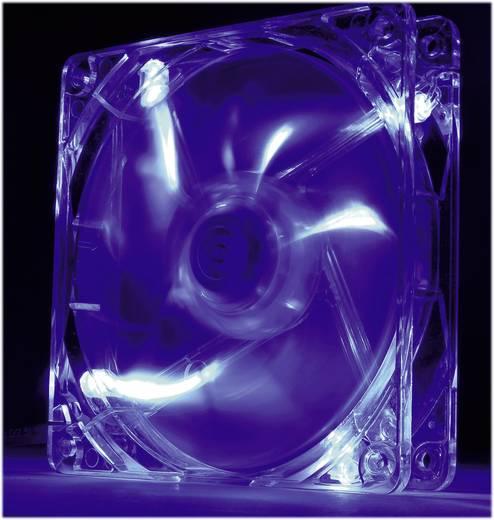 PC-Gehäuse-Lüfter Thermaltake CL-F012-PL12BU-A Klar (B x H x T) 120 x 120 x 25 mm