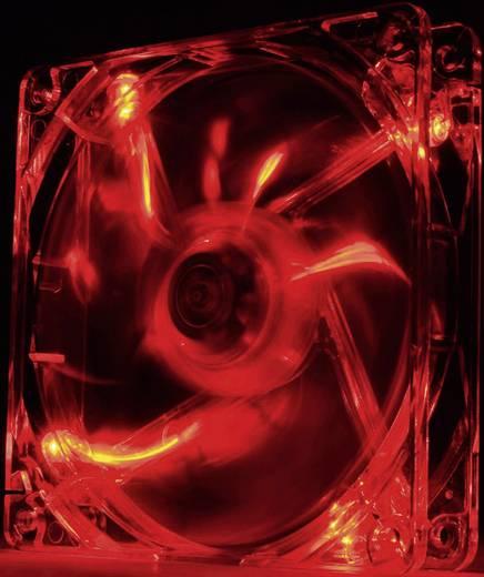PC-Gehäuse-Lüfter Thermaltake CL-F019-PL12RE-A Klar (B x H x T) 120 x 120 x 25 mm