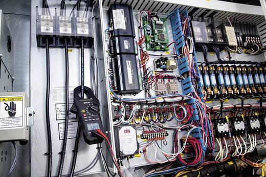 FLIR CM78 Stromzange, Hand-Multimeter digital Kalibriert nach: Werksstandard (ohne Zertifikat) CAT III 1000 V Anzeige (