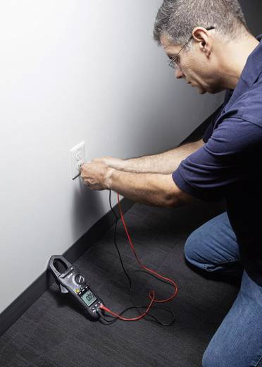 Stromzange, Hand-Multimeter digital FLIR CM83 Kalibriert nach: Werksstandard (ohne Zertifikat) CAT III 1000 V
