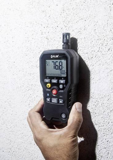 FLIR MR77 Materialfeuchtemessgerät Messbereich Baufeuchtigkeit (Bereich) 0 bis 100 % vol Messbereich Holzfeuchtigkeit (B