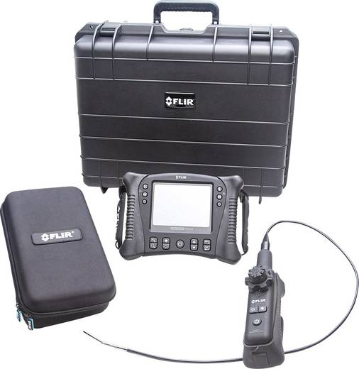 Endoskop FLIR VS70-3w Sonden-Ø: 6 mm Sonden-Länge: 100 cm Hochauflösend, WiFi, Sondengelenk-Set, Benzinresistent, Ölresi