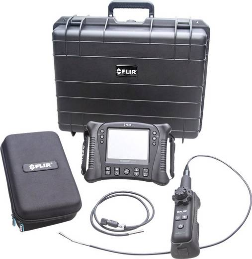 Endoskop FLIR VS70-Kit-w Sonden-Ø: 6 mm, 8 mm Sonden-Länge: 100 cm Hochauflösend, Benzinresistent, Ölresistent, WiFi