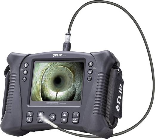Endoskop-Grundgerät FLIR VS70 Hochauflösend, Fokussierung