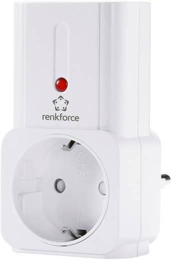 Renkforce 1208457 Funk-Steckdose Innenbereich 2000 W
