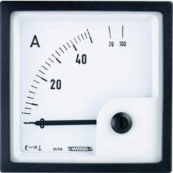 Analogové panelové měřidlo Weigel EQ72K 400/5A 400 A/AC (5A)