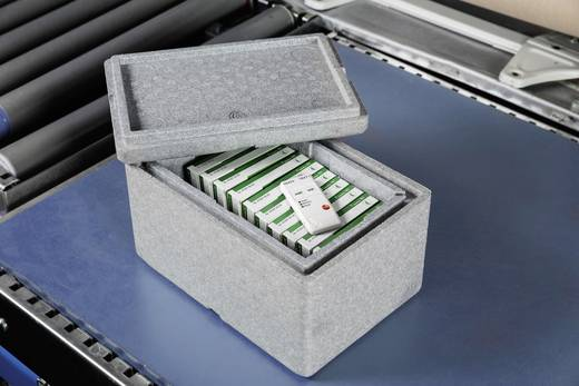 Temperatur-Datenlogger testo 184 T1 Messgröße Temperatur -35 bis +70 °C Kalibriert nach Werksstandard (ohne Zert