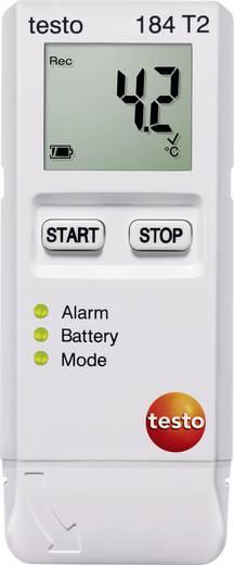 Temperatur-Datenlogger testo 184 T2 Messgröße Temperatur -35 bis +70 °C Kalibriert nach Werksstandard (ohne Zert
