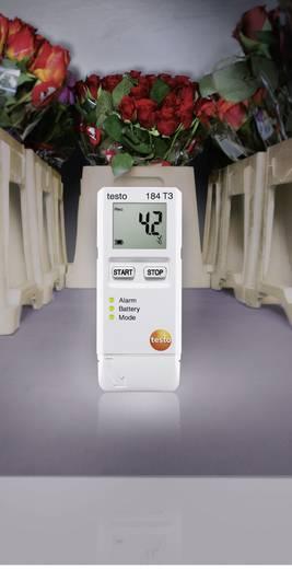 testo 184 T3 Temperatur-Datenlogger Messgröße Temperatur -35 bis +70 °C Kalibriert nach Werksstandard (ohne Zert